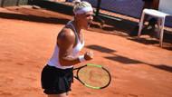 Tenis teklerde de altın madalya Başak Eraydın'ın