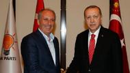 Muharrem İnce , Recep Tayyip Erdoğan'ı geçerek ilk sıraya yerleşti