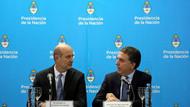 Arjantin yeniden IMF kapısında