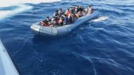 5 ayda 10 bin kişi Yunanistan'a geçerken yakalandı