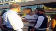 Taksim Meydanı'nda taciz skandalı! Genç kadın gözyaşlarına boğuldu