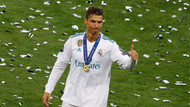 Cristiano Ronaldo resmen Juventus'ta!