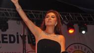 Ebru Yaşar'dan Tatvan'da konser