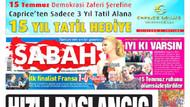 15 Temmuz darbe girişimi otel reklamının malzemesi yapıldı