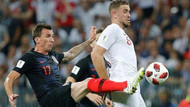 Son dakika: Hırvatistan tarih yazdı: İngiltere'yi yendi, finale çıktı
