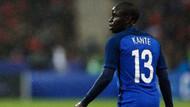 Fransa'nın görünmez kahramanı N'Golo Kante