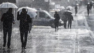 Meteoroloji'den Marmara'ya uyarı: Yağmur, dolu, hortum...
