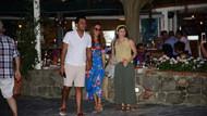 Seren Serengil ve Yaşar İpek'in tatili devam ediyor