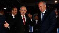 Kemal Kılıçdaroğlu ile Muharrem İnce bu akşam görüşecek