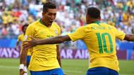 Dünya Kupası'nda Brezilya Meksika'yı 2-0 yenerek çeyrek finale yükseldi