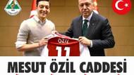 Dünya basınında gündem: Mesut Özil