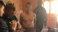 8 aylık kızına tecavüz edip görüntülerini sitelere satan baba gözaltında