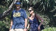 Jennifer Aniston Portofino'da hem çalışıyor hem tatil yapıyor