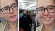 İsveçli Elin, THY uçağını durdurdu, Afgan yolcunun sınır dışı edilmesini önledi