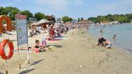 Gelibolu'da tatilcilerin yeni gözdesi Hamzakoy Halk Plajı