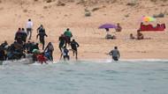 Turistler neye uğradığını şaşırdı! Çıplaklar plajına çıkarma