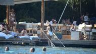 Rafet El Roman'ın kızları Su ve Şevval'in denizden kaçışı!