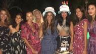 Mikonos'a gitmek isteyen Zeynep Yılmaz kutlamayı Bodrum'da yaptı