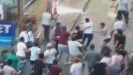 Fatih sokakları savaş alanına döndü! 10 gözaltı