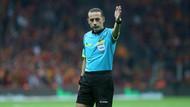 Galatasaray Akhisarspor Süper Kupa finalini Cüneyt Çakır yönetecek!