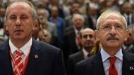 Muharrem İnce'den Kemal Kılıçdaroğlu'na: Benim gizli ajandam yok