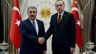 BBP Genel Başkanı Mustafa Destici'den bakanlık açıklaması