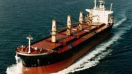İmralı açıklarında gemi ile tanker çarpıştı