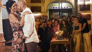 Pelin Öztekin'e sürpriz doğum günü