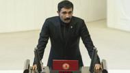 HDP milletvekili Barış Atay yemin ederken TBMM karıştı