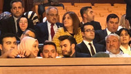 Ünlü isimler de Cumhurbaşkanı Erdoğan'ın yemin töreninde
