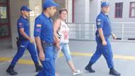 Otelde telefon çalan Alman turist, uçağın merdiveninde yakalandı