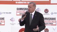 Erdoğan'dan Trump'a sert tepki: Kimse Türk milletini tehdit edemez, kabadayılık bize sökmez