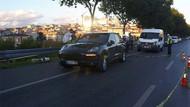 Polis, dur ihtarına uymayan lüks araca ateş açtı: 1 yaralı
