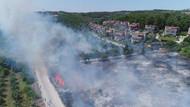 Bursa ve Antalya'da orman yangınları!