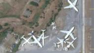 Aprondaki hurda uçaklar Millet Bahçesi'ne kafe veya restoran olabilir