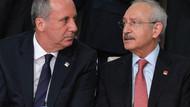 Kemal Kılıçdaroğlu'ndan Muharrem İnce açıklaması!