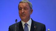 Milli Savunma Bakanı Hulusi Akar'dan Münbiç açıklaması