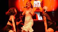 Şeftali festivalinde Alexandra Stan rüzgarı esti