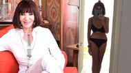 Gülriz Sururi 89'uncu yaşı için bikinili fotoğrafını paylaştı
