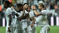 Beşiktaş gol oldu yağdı! Yeni transfer Larin hat-trick yaptı