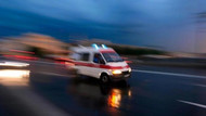 Misafirliğe gittiği evde balkondan düşen Nuriye Cingöz hayatını kaybetti