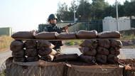 Sınır Kartalları bayrama görev başında girdi