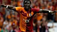 Bafetimbi Gomis'ten Galatasaray'a veda mesajı