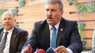 Mustafa Destici: Yunanistan zeytin dalını hak etmiyor