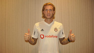 Loris Karius'tan Beşiktaş paylaşımı