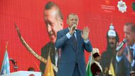 Erdoğan: Bazı gafiller sanıyorlar ki mesele Tayyip Erdoğan meselesi