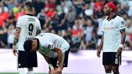Beşiktaş'a Antalyaspor darbesi: 2-3