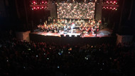 Yavuz Bingöl ve piyanist Mehveş Emeç'ten anlamlı konser