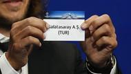 Şampiyonlar Ligi kuraları çekildi! İşte Galatasaray'ın rakipleri