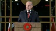 Erdoğan Muharrem İnce'nin o sloganını kullandı